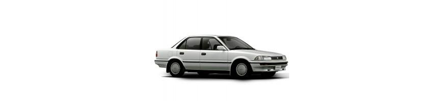 Automatten set Toyota Corolla   Kofferbakmat Toyota Corolla