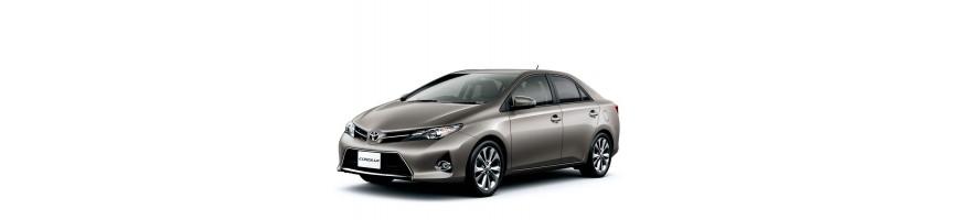 Rubber matten Toyota Corolla | Kofferbakmat Toyota Corolla