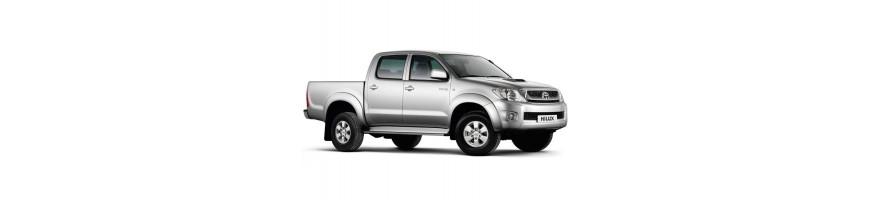 Set automatten Toyota Hilux | Kofferbakmat Toyota Hilux