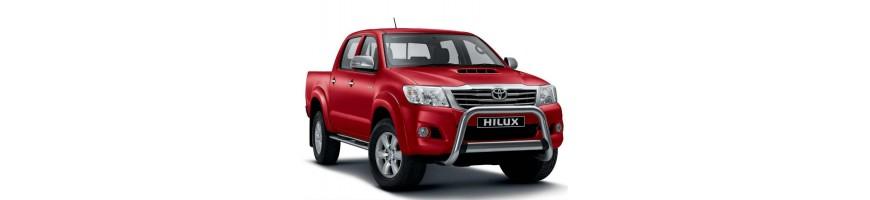 Automatten Toyota Hilux | Rubber kofferbakmat Toyota Hilux