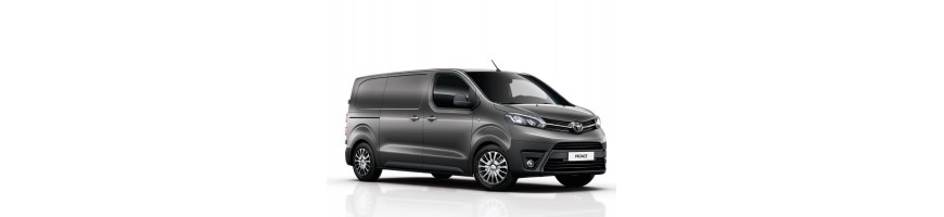 Automatten Toyota ProAce Bedrijfsauto | Kofferbakmat Toyota ProAce