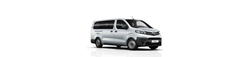 Automatten Toyota ProAce Verso | Kofferbakmat Toyota ProAce Verso