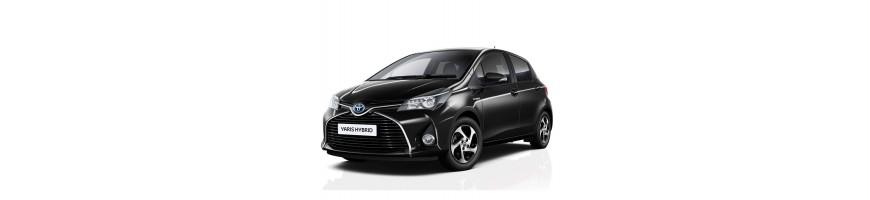 Automatten Toyota Yaris Hybrid | Kofferbakmat Toyota Yaris Hybrid