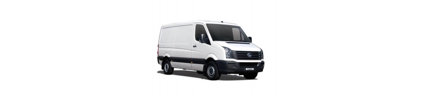 Automatten VW Crafter | Kofferbakmat VW Crafter