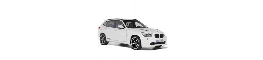Automatten BMW X1 E84 | Rubber kofferbakmat BMW X1 E84