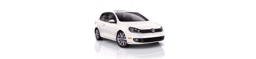 Automatten VW Golf 6 Hatchback | Kofferbakmat VW Golf 6 Hatchback