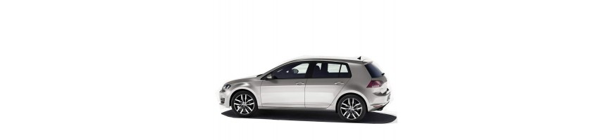 Automatten VW Golf 7 Hatchback | Kofferbakmat VW Golf 7 Hatchback