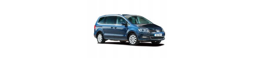 Automat Volkswagen Sharan | Kofferbakmat Volkswagen Sharan