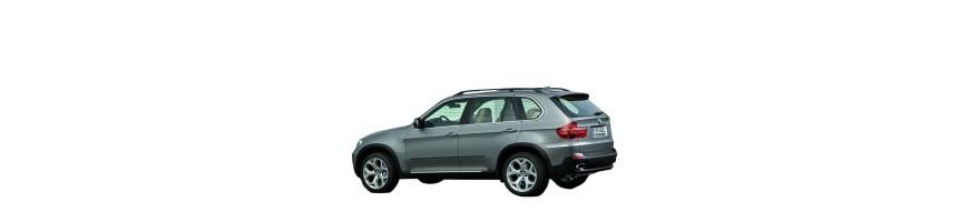 Automatten BMW X5 E53 | Rubber kofferbakmat BMW X5 E53