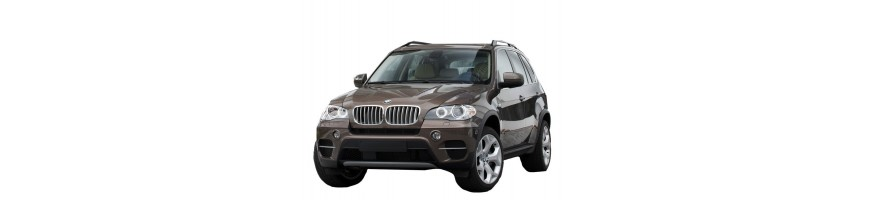 Automatten BMW X5 E70 | Rubber kofferbakmat BMW X5 E70