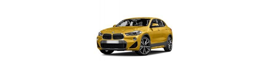Automatten BMW X2 | Rubber kofferbakmat BMW X2