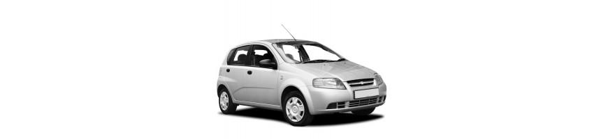 Automatten Chevrolet Kalos | Kofferbakmat Chevrolet Kalos