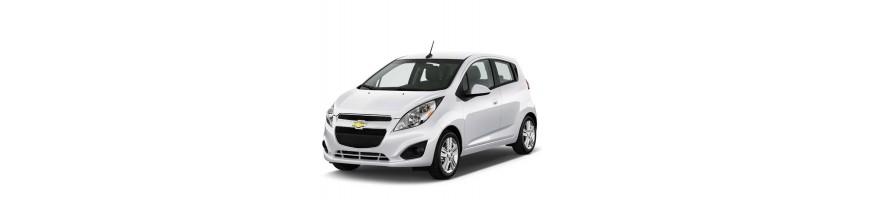 Automatten Chevrolet Spark | Kofferbakmat Chevrolet Spark