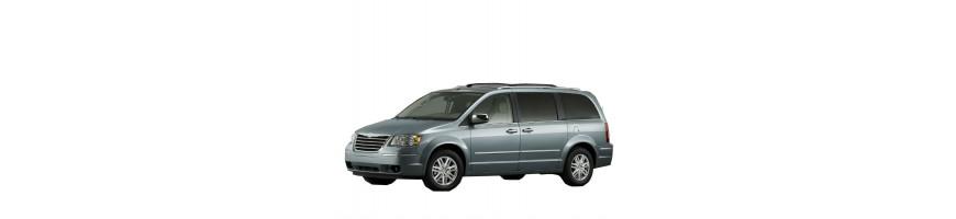 Automatten Chrysler Grand Voyager | Kofferbakmat Chrysler Voyager