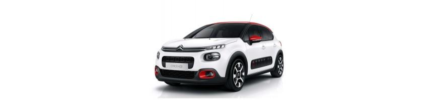Rubber matten Citroën C3 | Rubber kofferbakmat Citroën C3