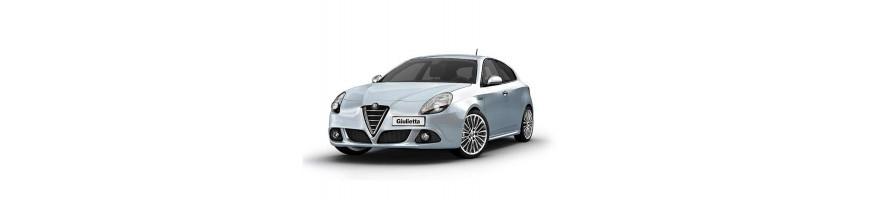 Automatten Alfa Romeo Giulietta | Kofferbakmat Alfa Romeo Giulietta
