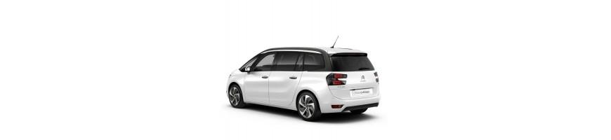 Vloermatten Citroën C4 Grand Picasso | Kofferbakmat rubber Citroën C4