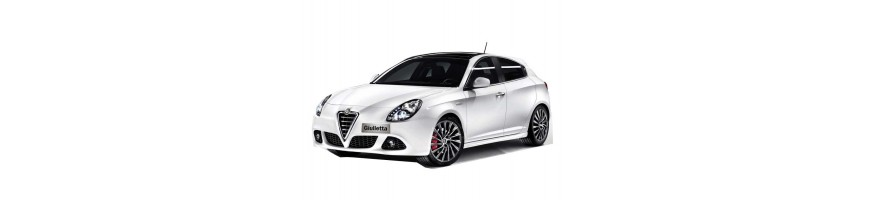 Matten Alfa Romeo Giulietta | Kofferbakmat Giulietta