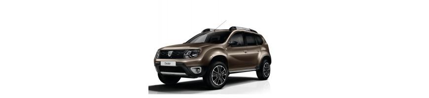 Automatten Dacia Duster | Rubber kofferbakmat Dacia Duster