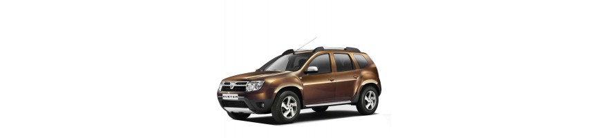 Rubber automatten Dacia Duster | Kofferbakmat Dacia Duster