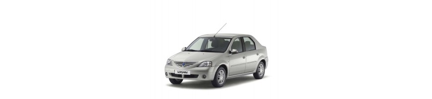 Automatten Dacia Logan Sedan | Kofferbakmat Dacia Logan Sedan