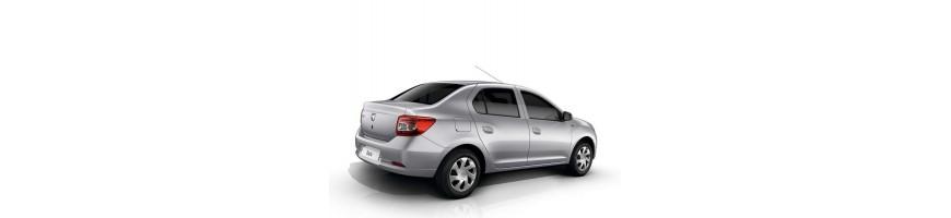 Matten Dacia Logan Sedan | Kofferbakmat Dacia Logan Sedan