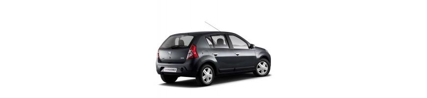 Rubber matten Dacia Sandero | Kofferbakmat Dacia Sandero