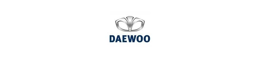 Automatten kopen Daewoo | Kofferbakmat Daewoo