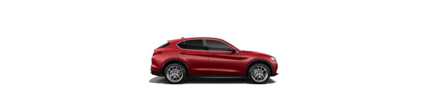 Automatten Alfa Romeo Stelvio | Kofferbakmat Alfa Romeo Stelvio