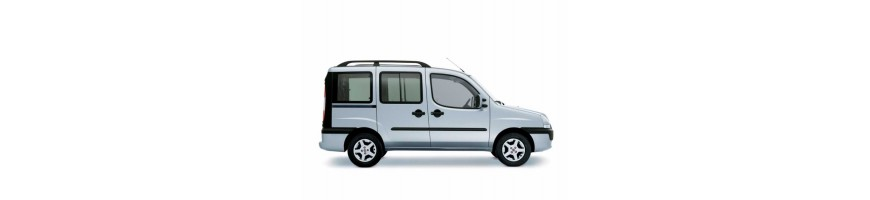Automatten Fiat Doblò | Rubber kofferbakmat Fiat Doblò