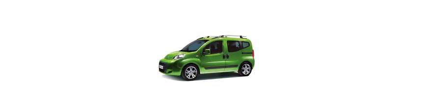 Automatten Fiat Qubo | Rubber kofferbakmat Fiat Qubo