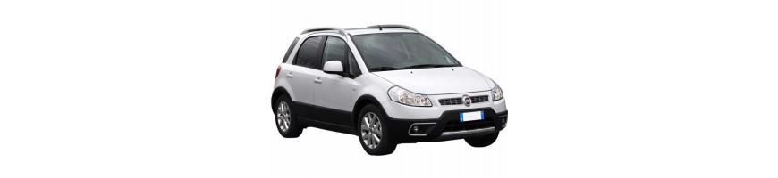 Automatten Fiat Sedici | Rubber kofferbakmat Fiat Sedici