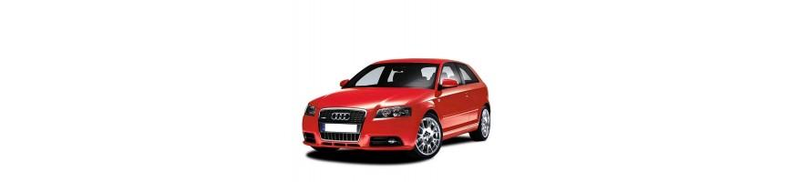 Rubber matten audi A3 Sportback | Kofferbakmat Audi A3 Sportback