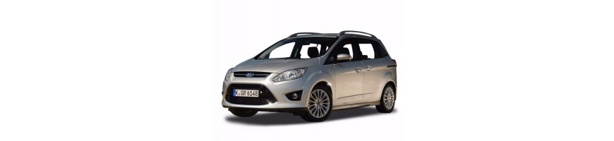 Automatten Ford C-Max | Rubber kofferbakmat Ford C-Max