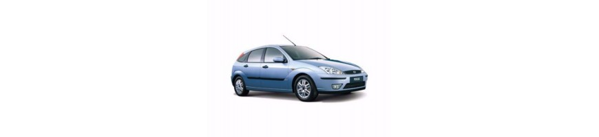 Automat Ford Focus | Rubber kofferbakmat Ford Focus