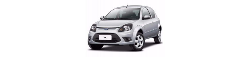Automatten Ford Ka | Rubber kofferbakmat Ford Ka