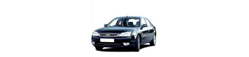 Ford Mondeo automatten | Rubber kofferbakmat Ford Mondeo