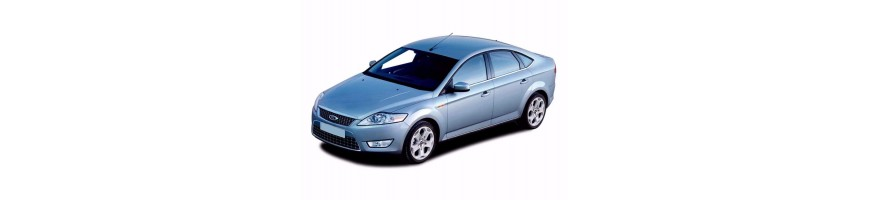 Automatten Ford Mondeo | Rubber kofferbakmat Ford Mondeo