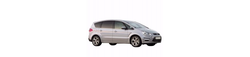 Matten Ford S-Max | Rubber kofferbakmat Ford S-Max