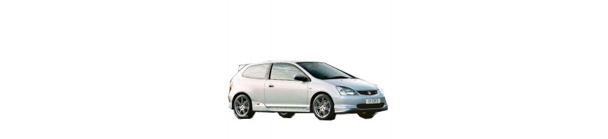 Rubber matten Honda Cic | Rubber kofferbakmat Honda Cic