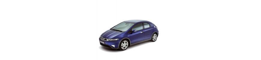 Rubber automatten Honda Civic | Kofferbakmat Honda Civic