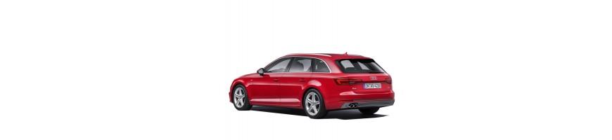 Automatten Audi A4 B9 Avant SW | Kofferbakmat Audi A4 B9 Avant SW