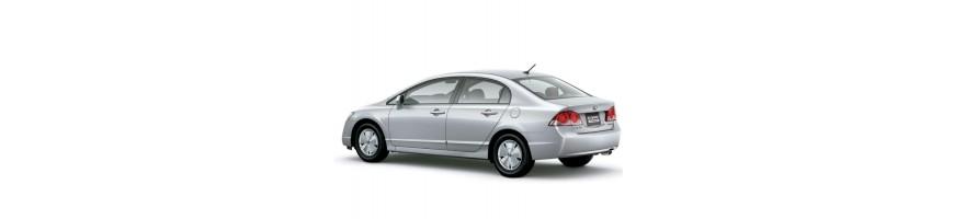 Rubber matten Honda Civic Sedan | Kofferbakmat Honda Civic Sedan