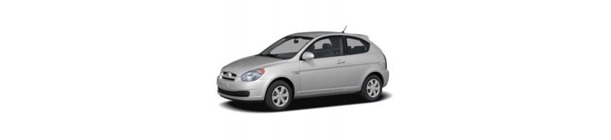 Automatten Hyundai Accent | Kofferbakmat Hyundai Accent