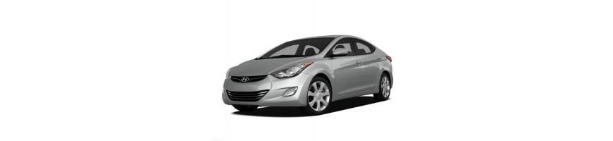 Vloermatten Hyundai Elantra   Kofferbakmat Hyundai Elantra