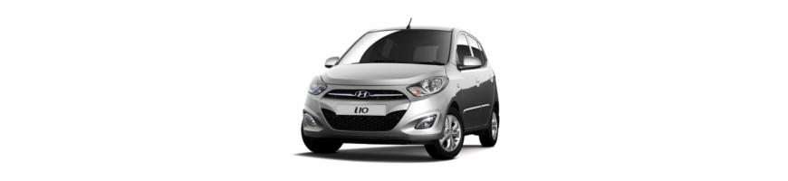 Hyundai i10 automat | Rubber kofferbakmat Hyundai i10