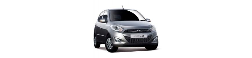 Automatten Hyundai i10 | Rubber kofferbakmat Hyundai i10