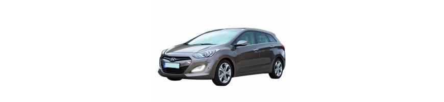Rubber matten Hyundai i30 CW | Kofferbakmat Hyundai i30 CW