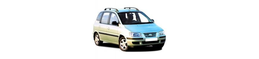 Automatten Hyundai Matrix | Kofferbakmat Hyundai Matrix