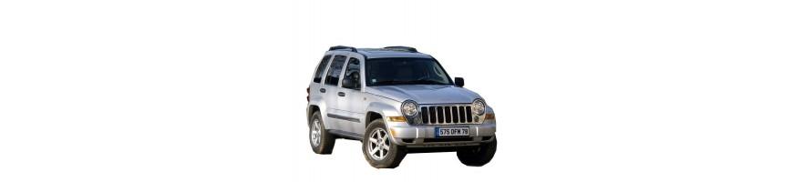 Automatten Jeep Cherokee/Liberty | Kofferbakmat Jeep Cherokee/Liberty